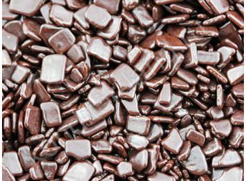 "Шоколадная посыпка ""Темная крошка"", 50 гр"