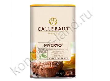 Какао-масло Barry Callebaut Mycryo, 0,6 кг