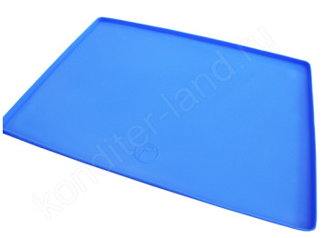 Силиконовый коврик для выпечки с бортиком, 30х40 см
