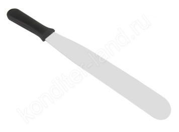 Лопатка кондитерская прямая, 25 см