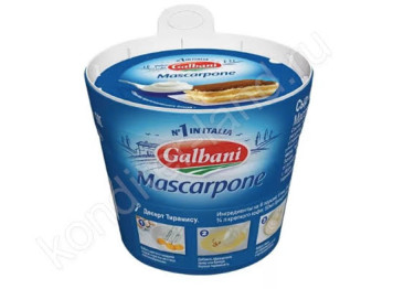 "Маскарпоне ""Galbani"", 500 гр"