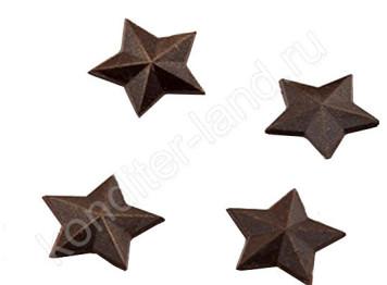 "Форма для шоколада пластиковая ""Шоко-звезды"""