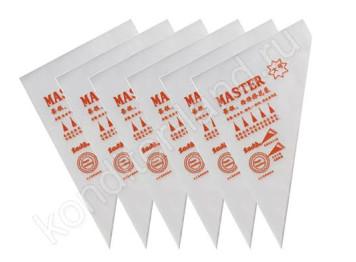 Кондитерские мешки одноразовые 30 см, 100 шт