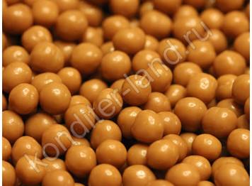 """Хрустящие шоколадные шарики """"Соленая карамель"""" Barry Callebaut, 50 гр"""