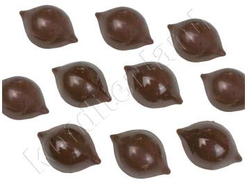 "Пластиковая форма для шоколада ""Лимон"""