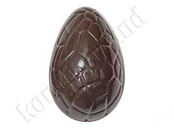 """Пластиковая форма для шоколада """"Яйцо динозавра"""""""