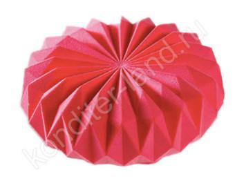 """Силиконовая форма для муссового торта """"Оригами"""""""
