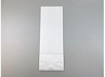 Пакет бумажный белый 12х33,5х8см, 10 шт
