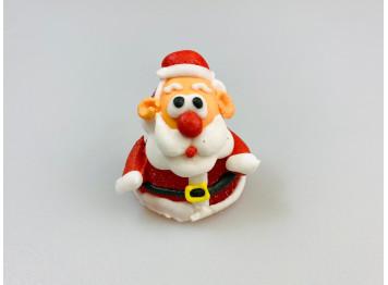 "Сахарная фигурка ""Дед мороз, большой"", на мармеладе"