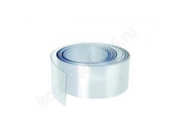 Лента бордюрная прозрачная 25м,h=50 мм,40мкр (для обтяжки тортов и пирожных)