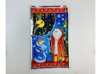 """Пакет подарочный """"Дед Мороз и Снегурочка"""", 25х40 см"""