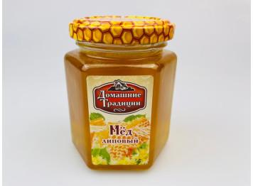 Мед натуральный, Домашние Традиции липовый ГОСТ 250 гр