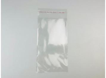 Пакет для шоколадки и леденцов со скотчем 23х13см , 10 шт